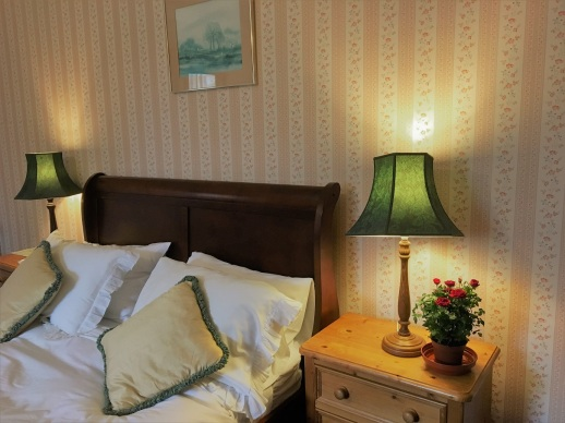 Glen Clova, double room