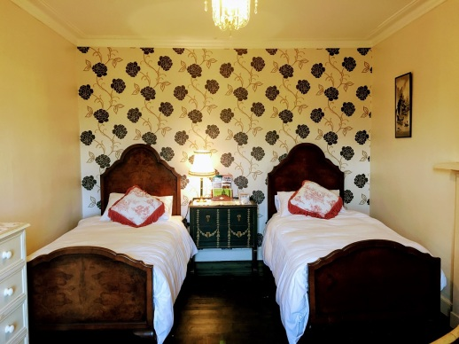 Glen Isla, twin room